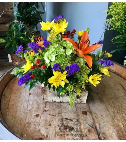 Country Garden box