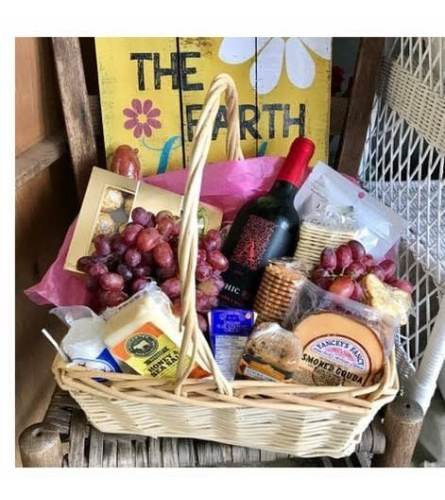 Date night basket