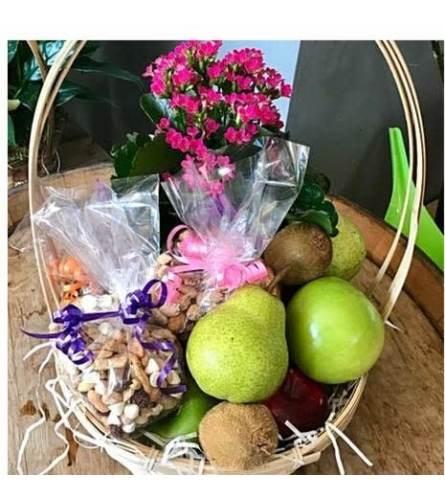 Fruit and Nut basket