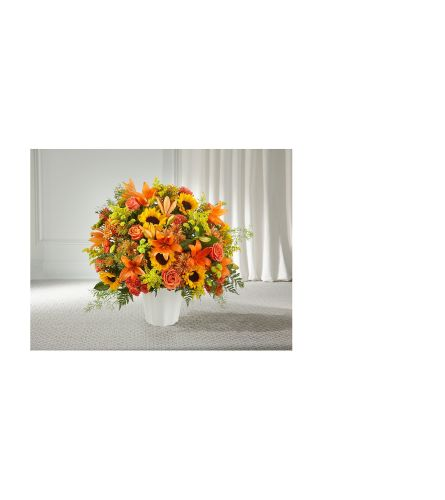 HARVEST THOUGHTS FLOOR BOUQUET