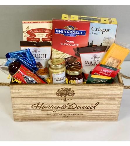 Gourmet Snack Box