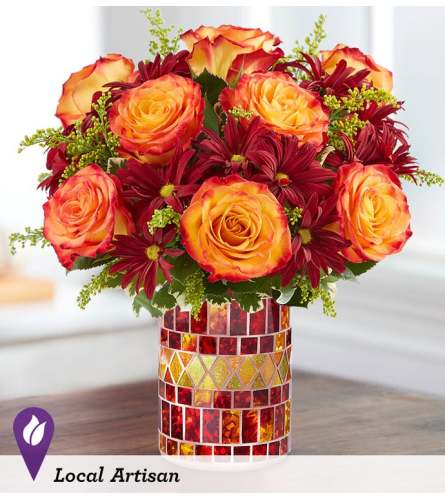 AMBER WAVES BOUQUET
