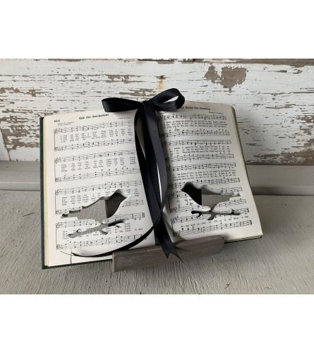 Bird Cut-Out Book