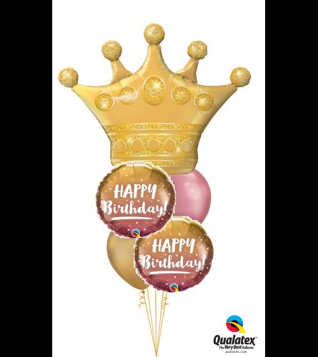 Rare and Extraordinary Cheerful Balloon Bouquet