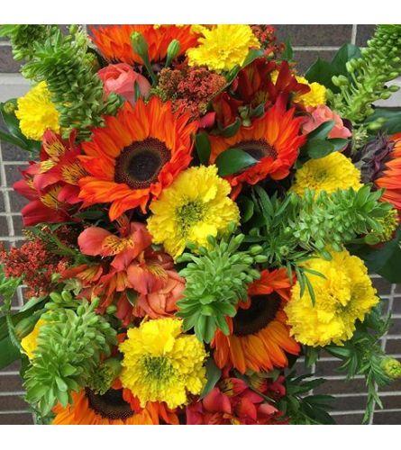 Fall Mixed Bouquet