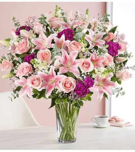 Sweet Pink Elegance