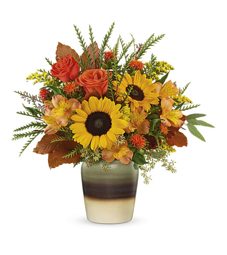 Teleflora's Thankfully Yours Bouquet