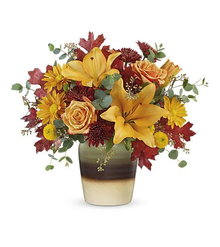 Teleflora's Rustic Sunrise Bouquet