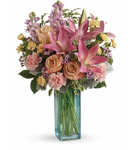 Teleflora's Pretty And Posh Bouquet