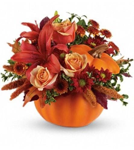 Teleflora Autumn's Joy