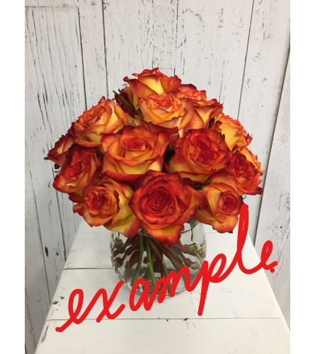 24 stem Mystery Surprise Rose Bouquet
