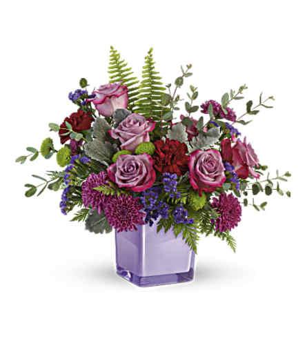 Purple Serentity