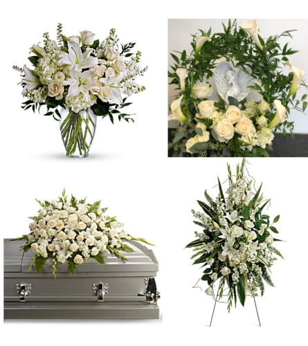 Grandest Glory Funeral Collection - Any Color