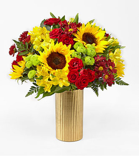 FTD Shades of Autumn Bouquet FTD