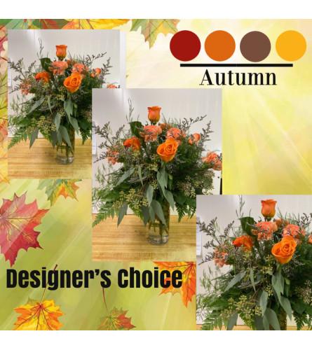 Roses & Carnations-Autumn