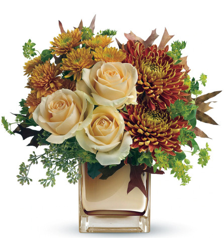 Autumn Romance Arrangement