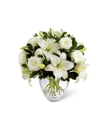 FTD® White Elegance™ Bouquet