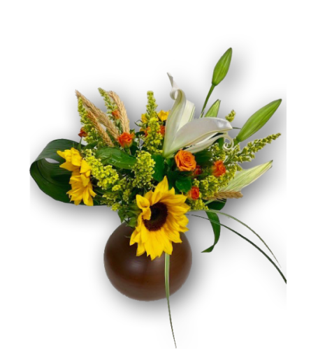 Sunflower Sunshine Arrangement
