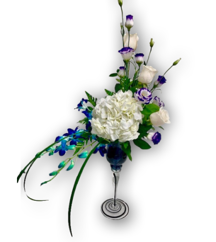 Royal Snowdrop Bouquet
