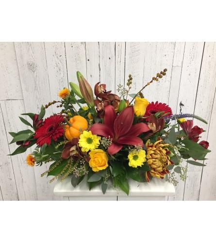 Sending you our lave Bouquet