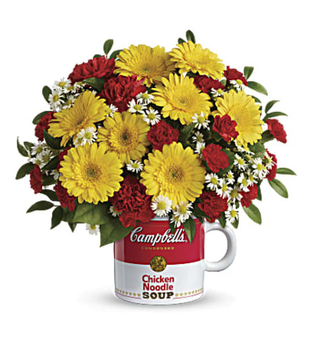 Campbells Healthy Wish Bouquet