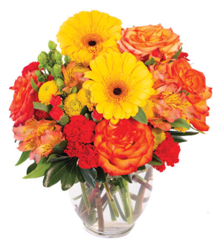 Amber Awe Floral Design
