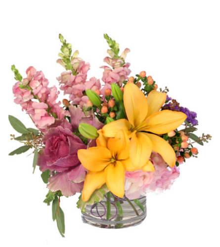 Entranced Meadow Floral Design