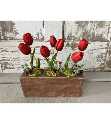 Tulip Sugar Mold