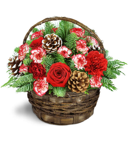 Jennings Holiday Basket