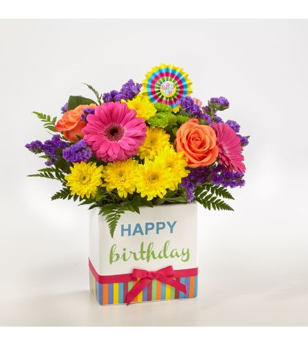 FTD Birthday Brights Bouquet FTD