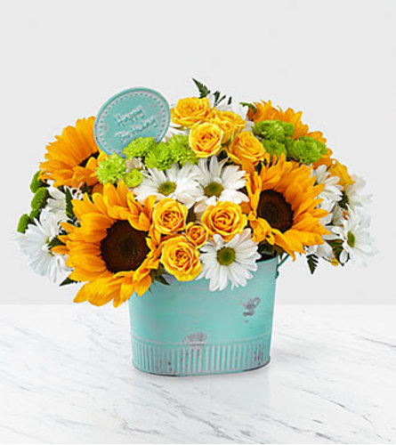 FTD Birthday Bliss Bouquet FTD