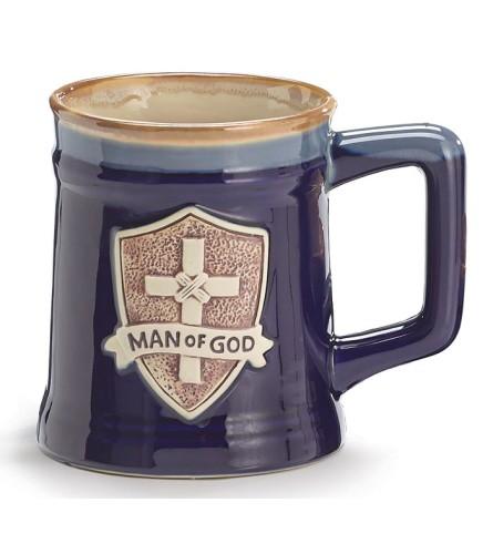 Man of God Mug