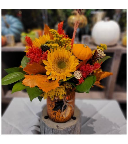 Signature Autumn Arrangement