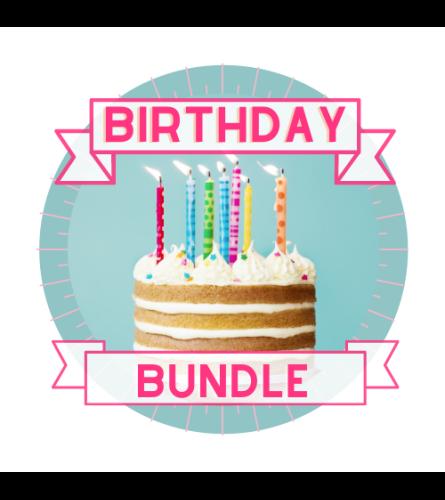 Birthday Bundle Deal