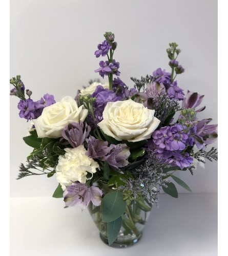 Luscious Lavender Bouquet