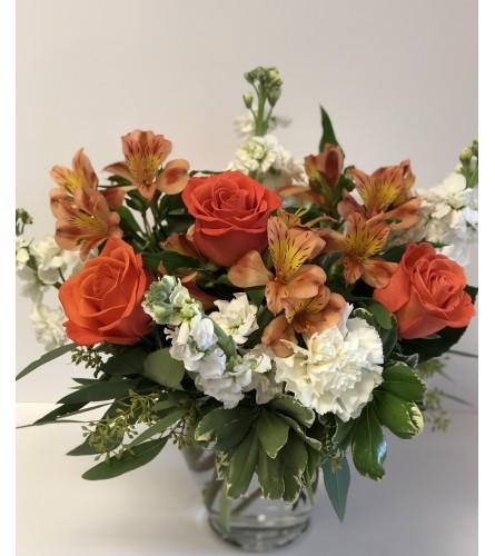 Luscious Orange Bouquet