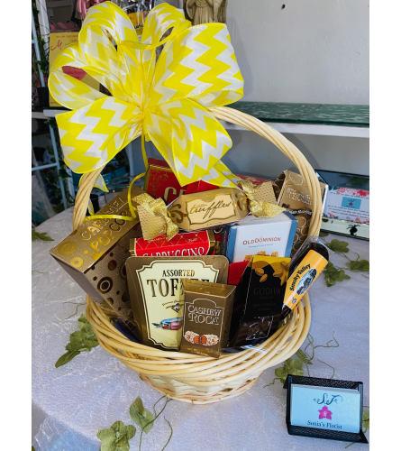 Lasting Impression Gift Basket