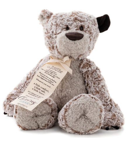 Send A Hug with this Giving Bear