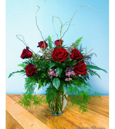 All my Love premium rose arrangement