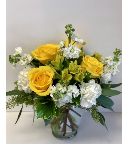 Luscious Yellow Bouquet
