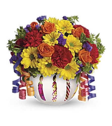 Birthday Celebrate Bowl