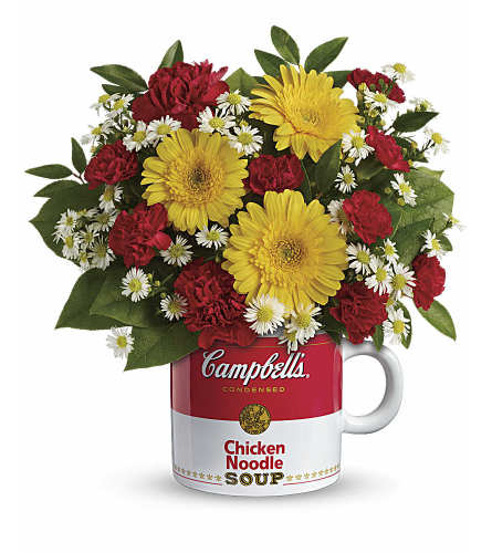 Campbell's Get Well Soup Mug