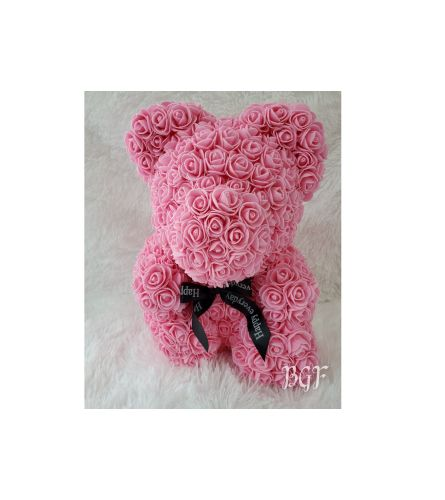 Rose Bear Glamour In Pink
