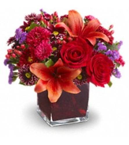 Teleflora's Autumn Grace Bouquet