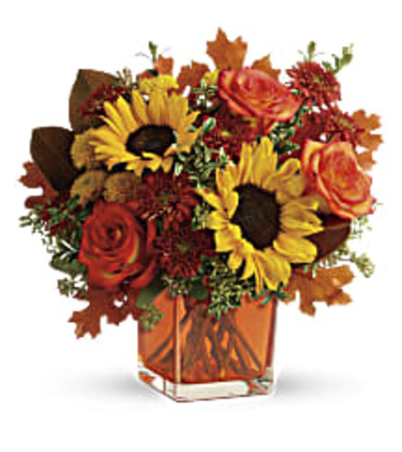 Teleflora's Hello Autumn Bouquet