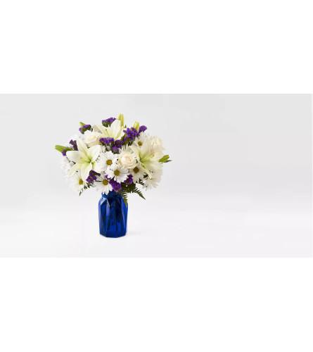 Our Beyond Blue Bouquet