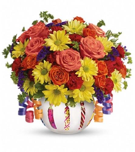 It's a party - Party Starter Bouquet
