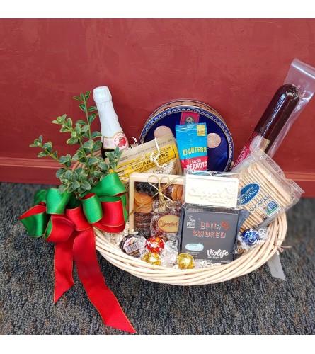 Premium Holiday Gourmet Basket
