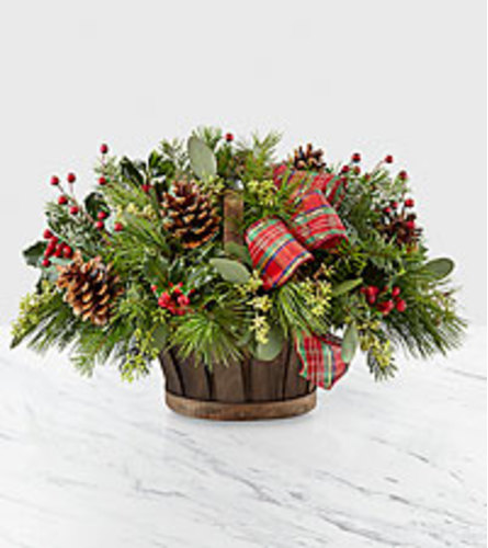 Florist Choice Christmas Center Piece