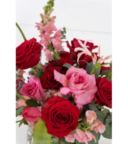 High Tea Flower Bouquet